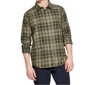 Under Armour Tradesman Flannel LS Shirt